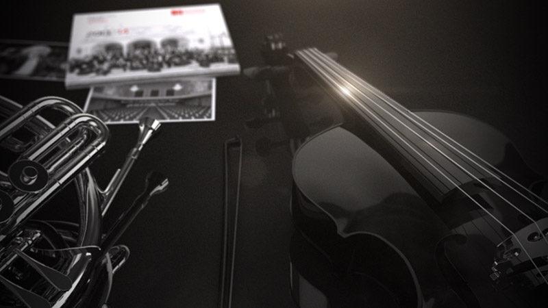 Spoty promocyjne Filharmonia Poznańska sezon 2013/2014