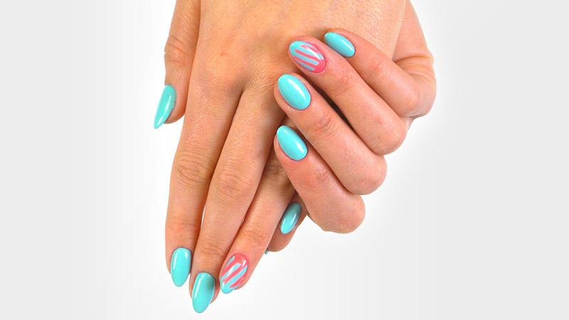 Stylizacja paznokci ztutoriala Semilac