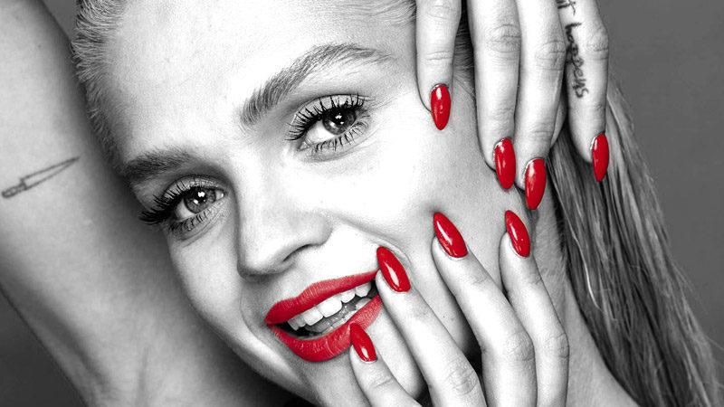 Oprawa multimedialna stoiska Semilac natargach Beauty Forum