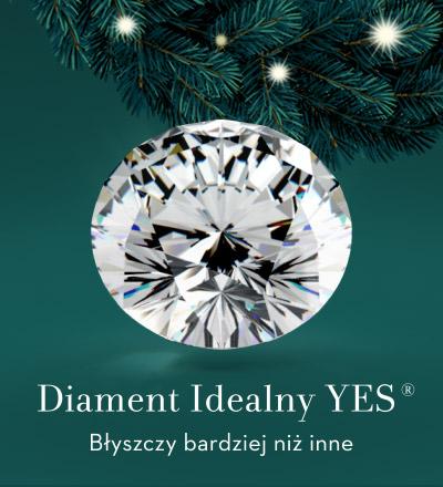 Baner zanimacją 3D diamentu